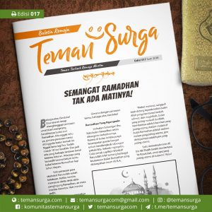 buletin teman surga-017. semangat ramadhan