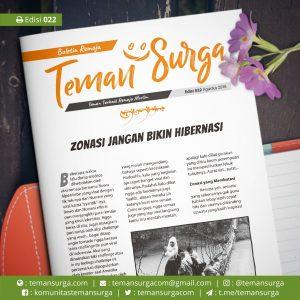 Buletin Teman Surga-022. zonasi pendidikan