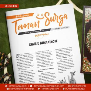 Buletin Teman Surga-025. ismail zaman now