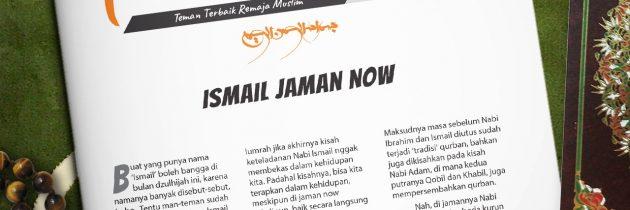 Buletin Teman Surga 025. Ismail Jaman Now
