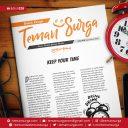 Buletin Teman Surga 028. Keep Your Time