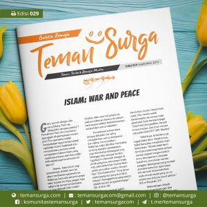 Buletin Teman Surga-029. war and peace