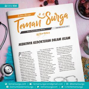 Buletin Teman Surga-034. hebatnya kedokteran dalam islam