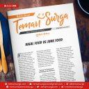 Buletin Teman Surga 048. Halal Food vs Junk Food