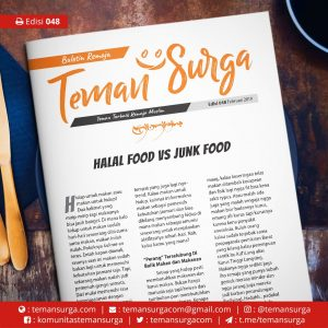 buletin teman surga-048. halal food