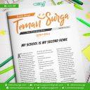 Buletin Teman Surga 061. My School Is My Second Home