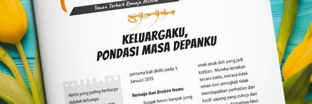 Buletin Teman Surga 063. Keluargaku, Pondasi Masa Depanku