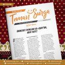 Buletin Teman Surga 064. Bangkit dengan Al-Qur'an, Why Not?