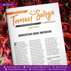 buletin teman surga 072. bangkitlah anak indonesia