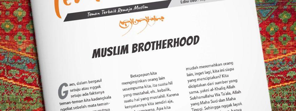 Buletin Teman Surga 080. Muslim Brotherhood