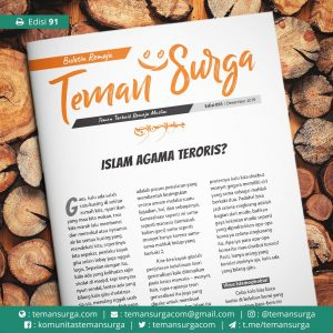 buletin teman surga 091. islam agama teroris
