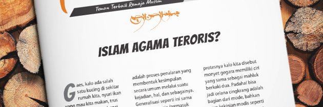 Buletin Teman Surga 091. Islam Agama Teroris?