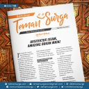 Buletin Teman Surga 105. Arsitektur Islam, Amazing Bukan Main!