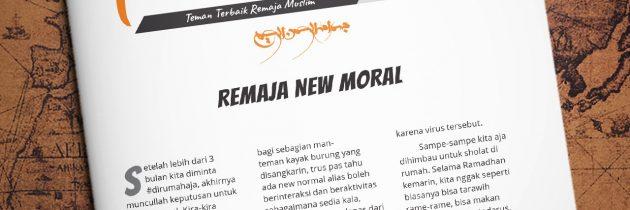 Buletin Teman Surga 119. Remaja New Moral