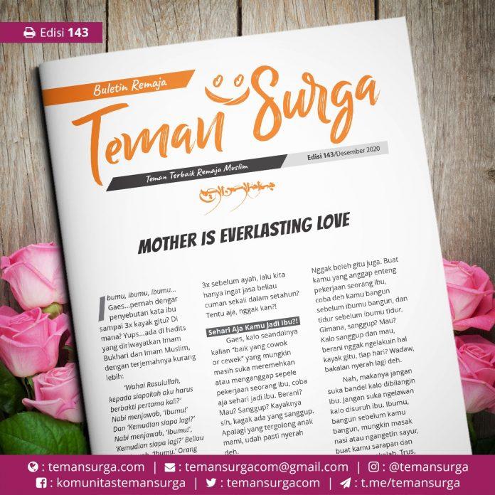 buletin teman surga 143 Mother Is Everlasting Love